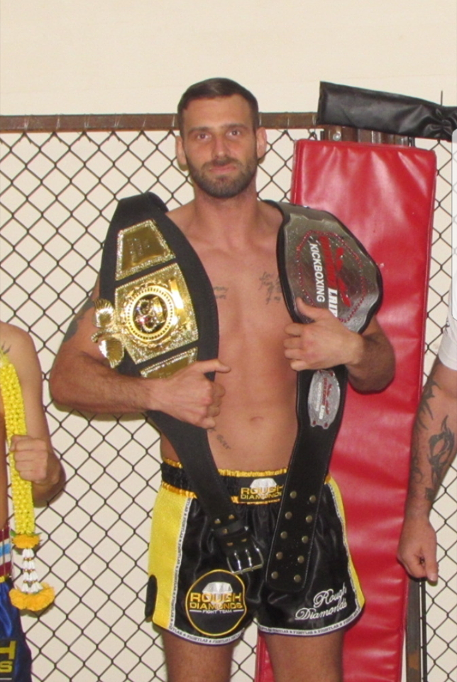 MMA & Muay Thai Instructor