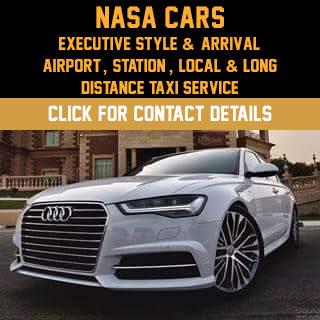 Nasa Cars