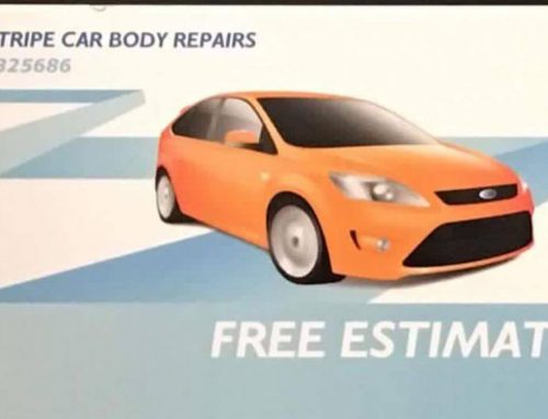 Blue Stripe Car Body Repairs